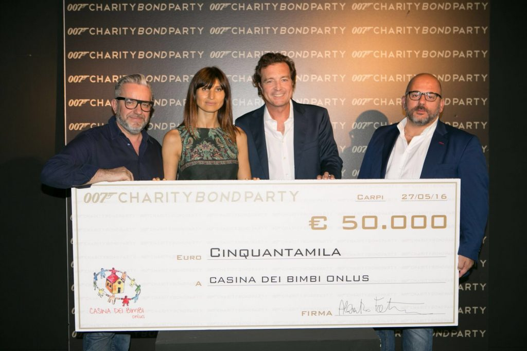Charity Bond Party - Casina dei Bimbi